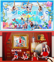 #231 Red Velvet Rookie by Yangyanggg
