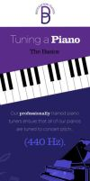Tuning a Piano The Basics by FreyaLewis