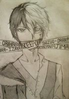 = Shizuo / Izaya = An Interesting Experiment by CryKunAnime