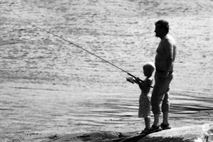 Family Fishing 2288130 by StockProject1