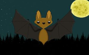 The Bat by Raulboy