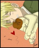APH - Sweet dreams, England :D by Silbido