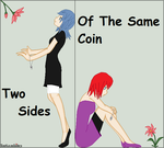 Two Sides of the Same Coin by KHLover202