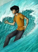 Son of Poseidon by Murbur14