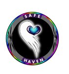 Safe Haven Badge by WingedHippocampus