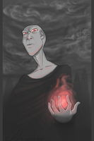 The Dark Lord Voldemort by gilll