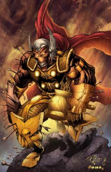 Beta Ray by TimareeZadel