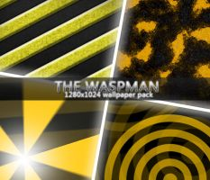 THE WASPMAN - wallpaper pack by Kurrus