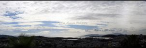 bodrum view by siliconesouls