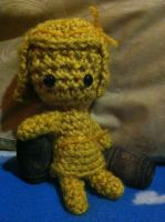 x-X Stephano Plushie X-x by CommanderMitsuki