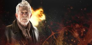 Doctor Who War Doctor by 10kcooper