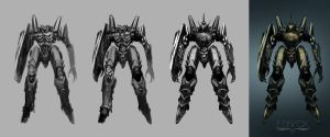 Mecha process by edsfox