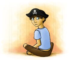 Little Pirate by Candimente