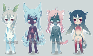 [CLOSED] Adopts 009 by WanNyan