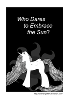 Who dares to embrace the sun 001 by silverfang0657