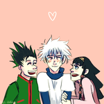 give killua all the love he deserves it plsss by finnick-odairs