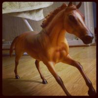 Affirmed - Breyer by CrocodileRawk
