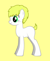 Unnamed OC by FIM-Adopts