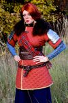 The Witcher 3: Cerys an Craite I by Knightess-Rouge