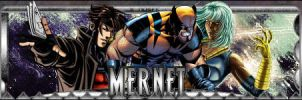 X-Men - Mernet V2 by messinmotion