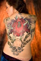 phoenix backpiece by TimOrth