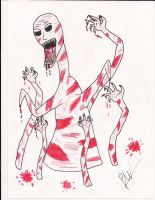 Bloody Dead Hand by foxanime101