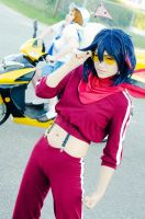 Track Suit Ryuko - Kill la kill by Mostflogged