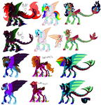 Breeding Hell Foal Set - Closed - by Ask-Blue-Moon