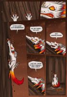 Magma and Lava pg24 by clacier