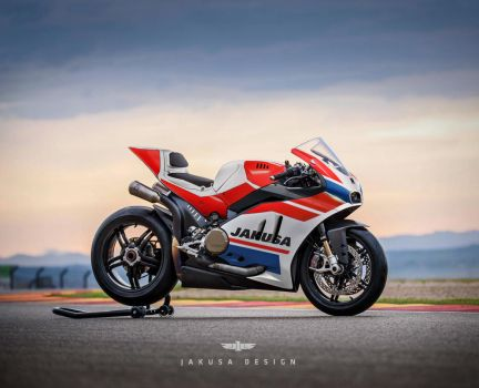 Superleggera MotoGP style by Jakusa1
