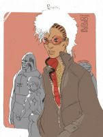 Ororo ro row your boat by royalboiler