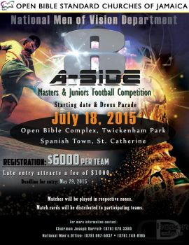 Eight-A-Side-Competition by D-Dolphy