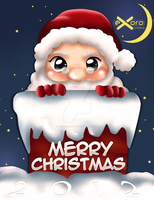 Exoro Choice's Christmas Wishing Cards 11 by ExoroDesigns