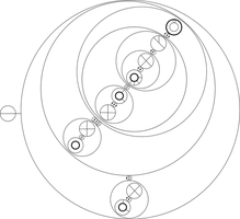 Quadratic formula in gallifreyan by Kindley-Pixel