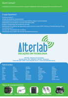 Flyer - Alterlab by riltonjunior