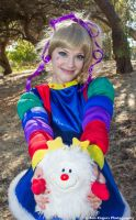Rainbow Brite and Twink cosplay by jobiberry