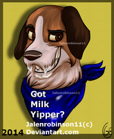 Got Milk Yipper by jalenrobinson11