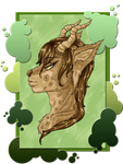 Reiga - The Dean of the Forest by Aldric-Cheylan