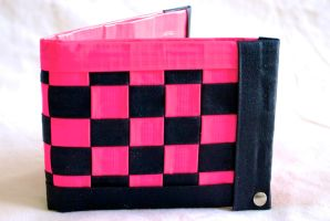 another woven ideal duct tape wallet by weRDunfo