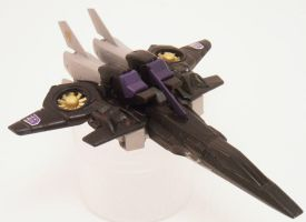 Custom Transformer Nightbird by BadLamprey