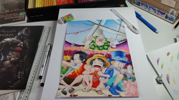 One Piece!! by TheSassyFox