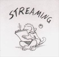 Small surprise stream OFFLINE by Paperiapina
