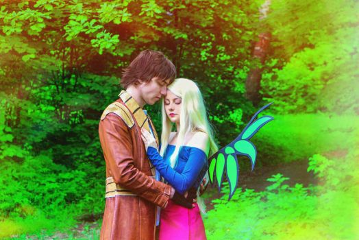 Cornelia and Caleb Love Story by SvetaFrost