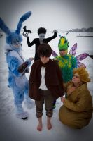 Rise of the Guardians - You're not alone by SaaraZ