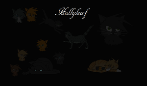 Hollyleaf by AmyroseXDSonic