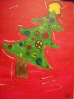 Christmas Tree by TheCape99