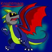 Knightmare by Birdon14