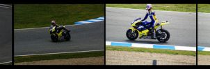 Colin Edwards in the GP Spain by potychan