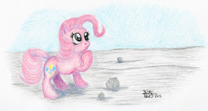 Pinkie Forgets How to Rock by KuroiTsubasaTenshi
