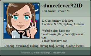 My 2009 ID by dancefever92